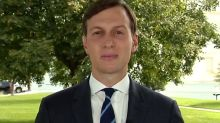 Jared Kushner reacts to media dismissing historic Israeli-Arab accord
