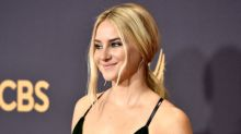 Shailene Woodley's Gorgeous, Wispy New Bangs Are Giving Us Serious Hair Inspo