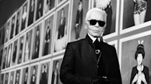 EXCLUSIVE: Kate Moss, Cara Delevingne to Create White Shirts Honoring Karl Lagerfeld