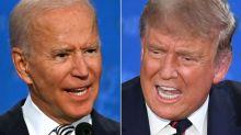 """Debate Trump vs Biden: el feroz intercambio entre los candidatos en el """"caótico"""" primer foro por la presidencia de Estados Unidos"""