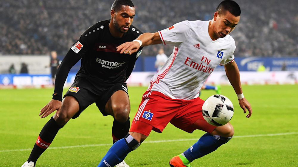 Bayer Leverkusen beobachtet Bobby Wood