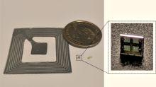Tag minúscula pode ser a solução para identificar produtos falsificados