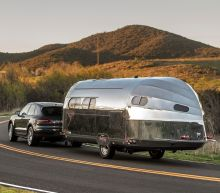 Americans are turning to luxury RV travel in place of hotels and air travel this summer