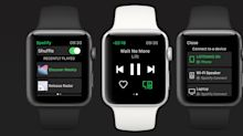 Spotify officially launches its Apple Watch app