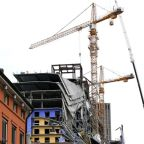 Cranes at Hard Rock Hotel 'more damaged' than experts thought, demolition delayed