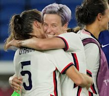 Tokyo Olympics live updates: USWNT faces Canada in soccer semifinal, win would guarantee medal