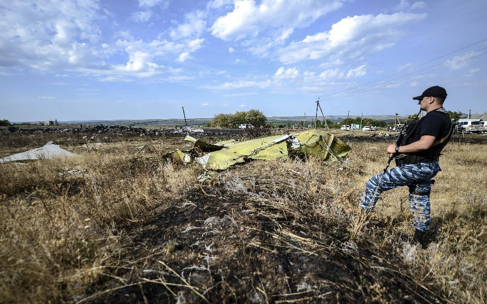 MH17 Victims Body Crashed Through Roof in Ukraine Village
