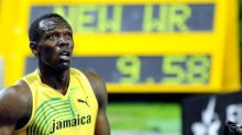 Usain Bolt's talent for speed becomes more apparent now it is denied to us