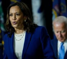 "Kamala Harris responds to ""incredibly racist"" dogwhistle attack from Senate colleague"