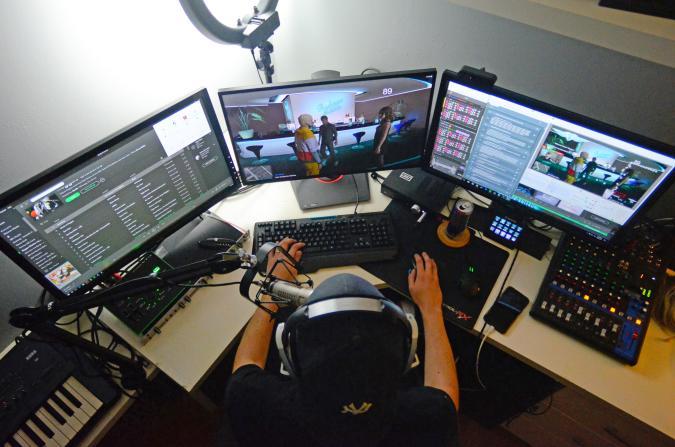 game streaming