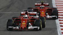 Formula 1: Joy for Ferrari in Russia as Vettel leads front-row lockout