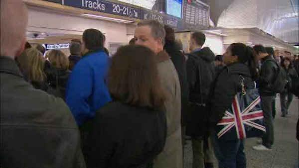 Mass transit continues slow return after Sandy