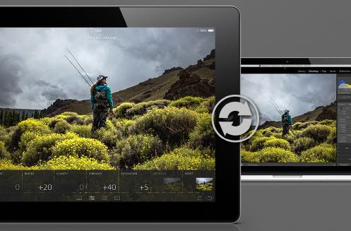 Lightroom mobile arrives for iPad with touch-friendly interface, realtime sync
