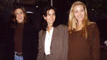 """Lisa Kudrow se sentía como """"una montaña"""" junto a Jennifer Aniston"""