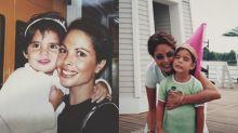 Así luce hoy en día la hija de Mariana Levy