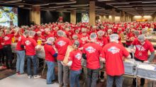 Around the World To Fight Hunger: Kraft Heinz Employees To Pack One Million Meals in 24 Hours