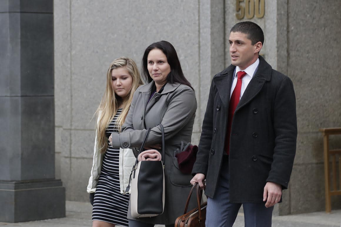 Treasury official pleads guilty to leaking financial documents