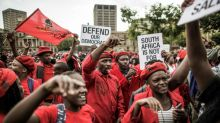 S.Africa VP urges probe into state corruption claims
