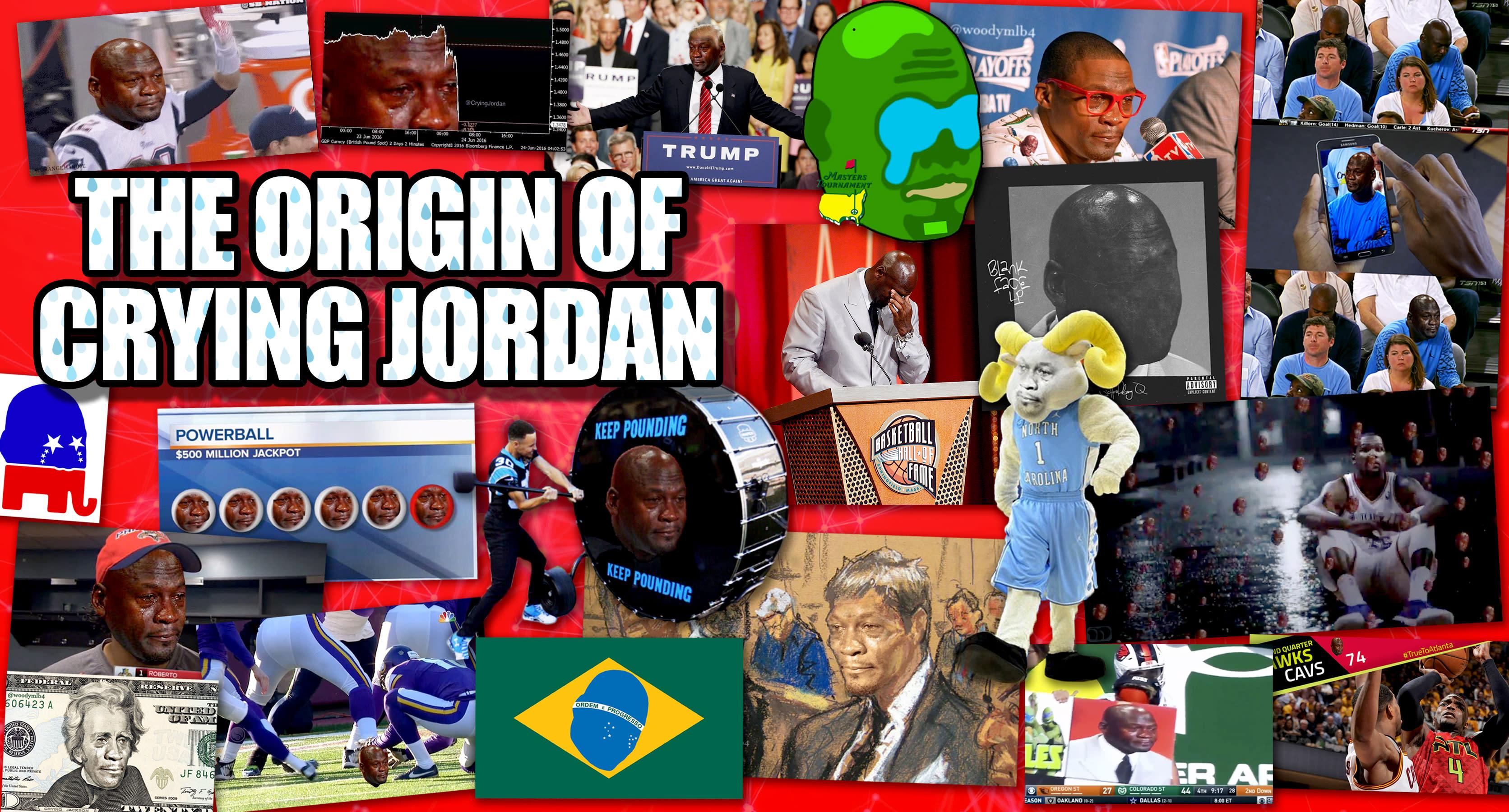 The Oral History Of Crying Jordan