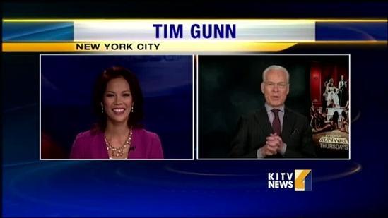 Tim Gunn talks Project Runway and Andy South