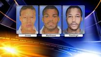 3 arrested in Christmas Day assault, kidnapping