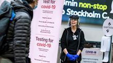 Sweden hesitates to use new Covid lockdown laws as infection rate leads western Europe