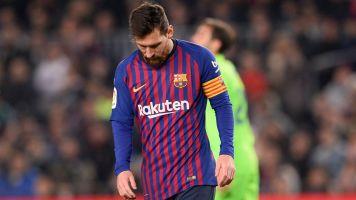 Messi descansa: suplente ante el Leganés