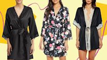 25 Extravagant Robes To Feel Fancy Around The House