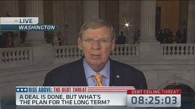 Hopefully last 3 weeks was a wake-up call: Sen. Isakson