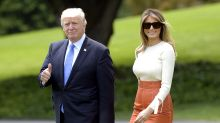 Melania Trump and Barron Set to Move to the White House on June 14