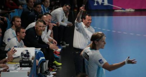Hand - C1 (H) - MHB - Patrice Canayer (Montpellier) déjà tourné vers demain