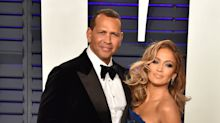 Jennifer Lopez And Alex Rodriguez Receive Presidential Endorsement Of Their Engagement