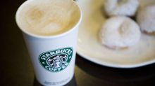 Starbucks' Pumpkin Birthday Cake Latte is real and here for a limited time only