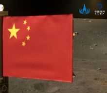 China becomes second nation to plant flag on the Moon