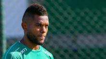 Santos quer Borja, mas Palmeiras não aceita empréstimo