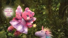 "Find Your Wings: Build-A-Bear Workshop® Launches ""Beary Fairy Friends™"" Intellectual Property Collection and Enchanting In-store Events"