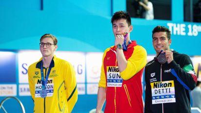 Mondiali, protesta Horton, podio snobbato contro vincitore Sun