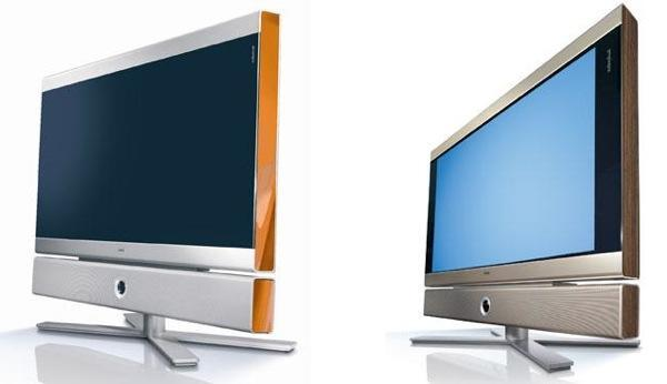 """Loewe Individual Selection TVs -- if you care more about the color """"of"""" than """"from"""" the TV"""