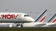 Air France : grève des pilotes de HOP et du personnel des escales françaises