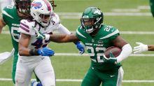 La'Mical Perine wants Sam Darnold to remain as Jets quarterback