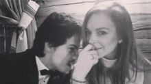Lindsay Lohan Is Engaged to Business Heir Boyfriend Egor Tarabasov