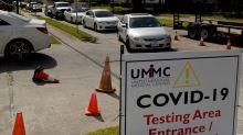 U.S. coronavirus cases hit 3 million, stoking fears of overwhelmed hospitals