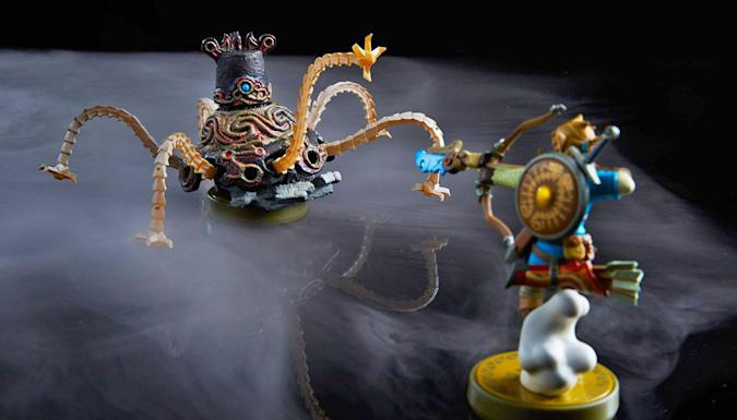 The new Zelda game will give us the first 'flexible' Amiibo