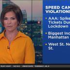 AAA Report: More Drivers Speeding On NYC Streets Since Coronavirus Pandemic Lockdown Started