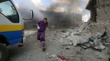 End Syria hospital attacks, Russia told at UN