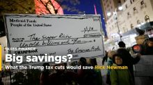 The Trump tax cuts would save me $2,100
