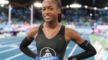 Athlé - 100 m haies - Cyrena Samba-Mayela s'impose sur 100m haies à Chorzow en établissant un nouveau record personnel en 12''87