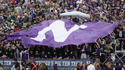 Northwestern AD steps down after 1 week