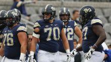 Pitt offensive lineman Brian O'Neill nearly scores third TD of career (Video)