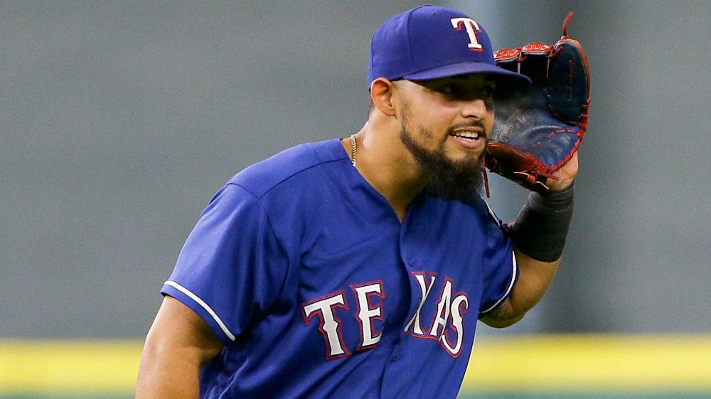 Rangers' Rougned Odor signs $49.5 million extension, reports say